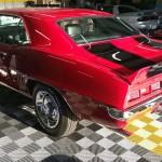 Affordable Luxury Detailing | '69 Camaro