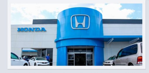 Courtesy Honda Palm Harbor